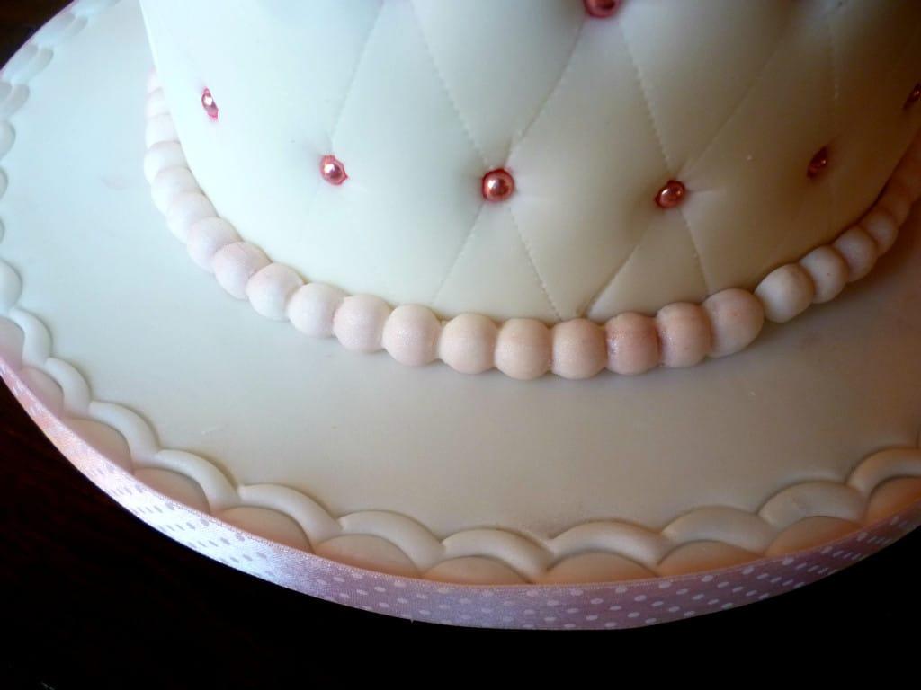 Decorare con crimpers (pinze) le torte decorate