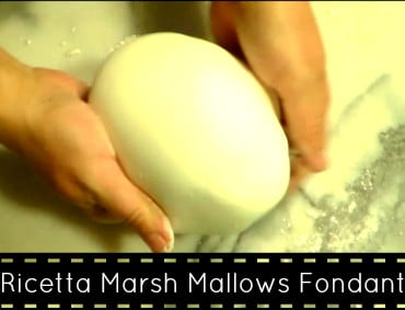 Ricetta Marsh Mallows Fondant