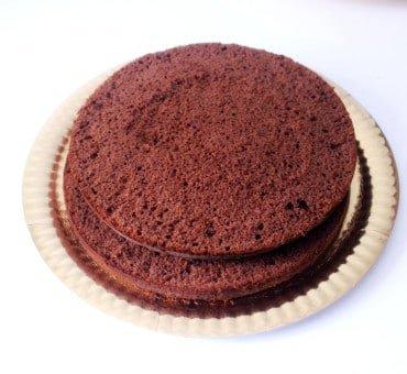Pan di Spagna al cioccolato ricetta