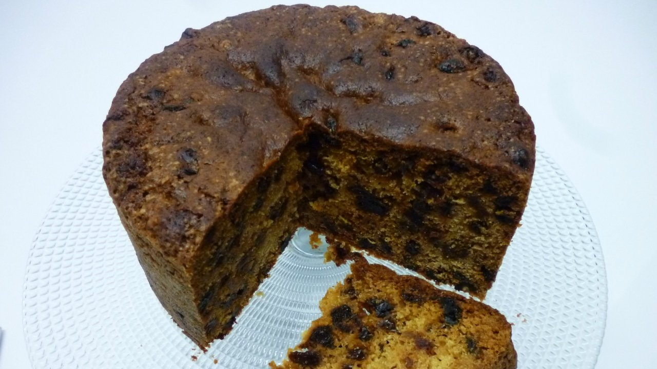Ricetta Plum cake per cake design