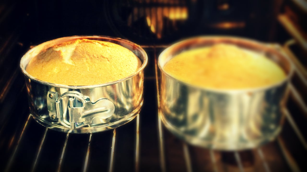 Ricetta torta alla vaniglia senza burro per cake design