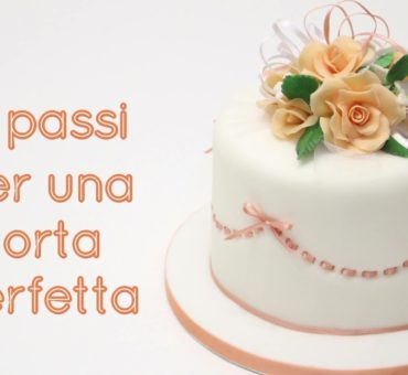 5 passi per torte decorate perfette