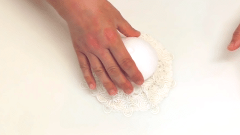 Torta con sugar dress