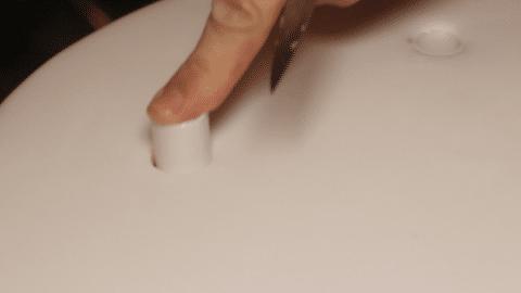 Usare i pioli per torte Decora