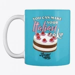 Tazza cake design style