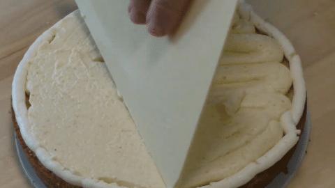 Farcire una torta