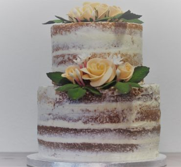 Naked Cake come decorare una torta