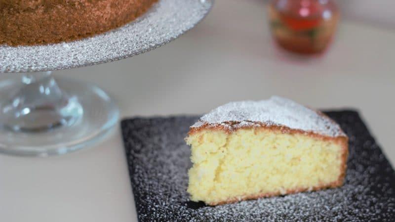 torta sabbiosa ricetta