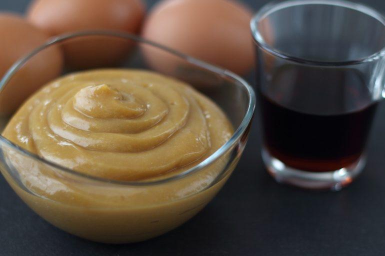 Crema zabaione o zabaglione