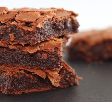 Brownies ricetta al cioccolato