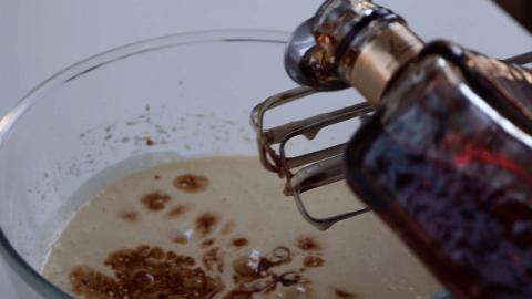 Amaretto di Saronno nei brownies