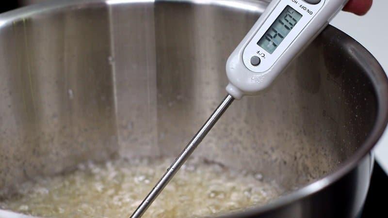 Cottura dello zucchero