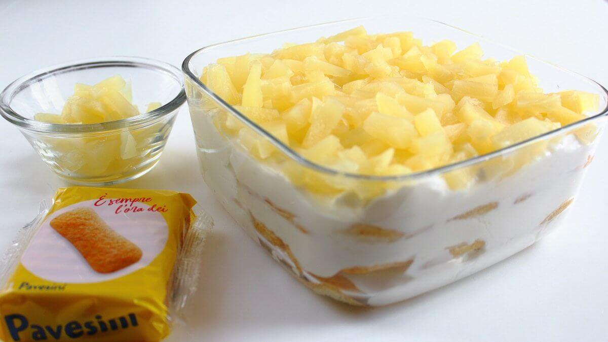tiramisu-ananas-facile-veloce