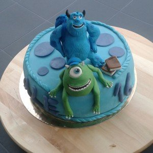 Torta Monsters University